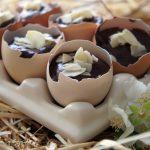 Huevitos de chocolate y Werther´s Original