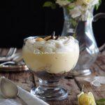 Trifle de Baileys y plátano