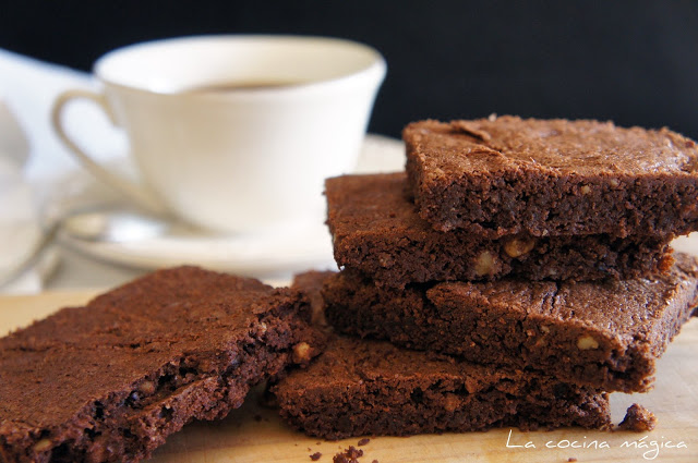 El brownie perfecto