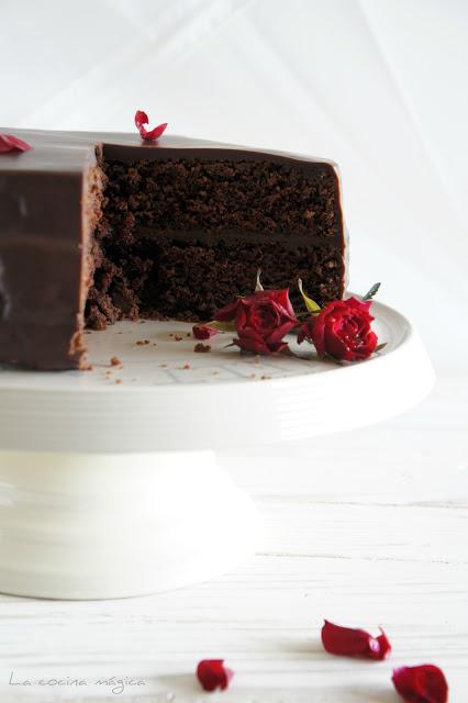 Tarta de chocolate ( la que siempre quise… )